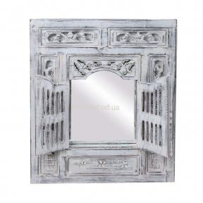 Зеркало со ставнями 60х70 ЭМ71111