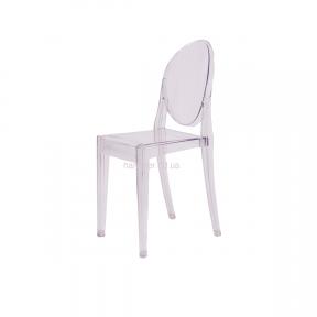Стул Victoria, стул дизайнерский прозрачный