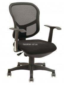Крісло офісне Mist black, кресло компьютерное тсп