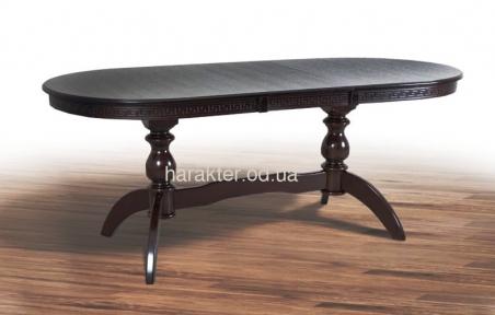 Стол обеденный раскладной деревянный Оскар-Версаче мм