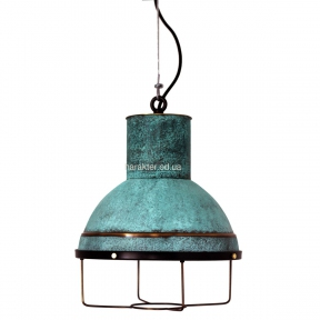 Люстра - подвес Лампа латунна, РК арт. 3449