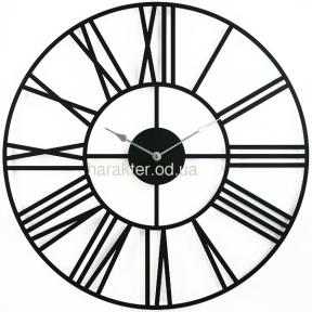 Часы настенные Cambridge, Oxford, большие 70 см, металл (гз)