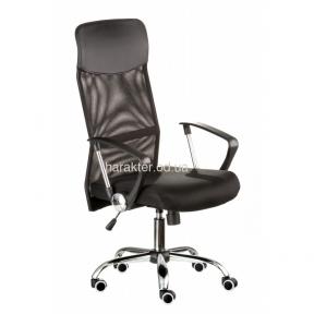 Кресло Supreme black (E4862) тсп