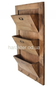 Органайзер из дерева Нью-Йорк ВВ SS003369