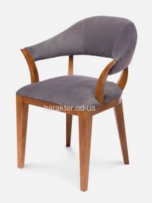 Кресло Venezia, дерево, ткань  на выбор