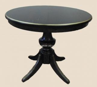 Стол деревянный Феникс круглый раскладной рбк