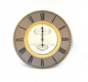 Часы настенные, деревjе (МДФ), размер  60 см ат
