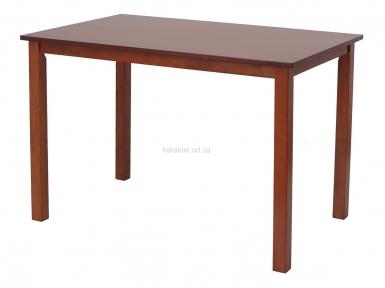 Стол деревянный Твистер (орех) 1100х700х750 кд