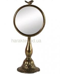 Дзеркало настільне Luca gold 754390 фд