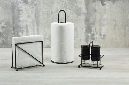 Салфетница, набор для специй, держатель бумажных полотенец Індастрі дк