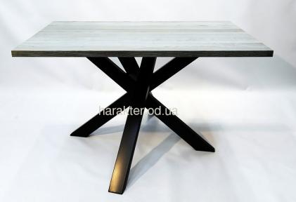 Стол в стиле Лофт из дерева ЦЕ AGAINST TANKS