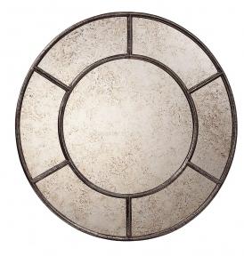 Зеркало VENERE в металлической раме состаренное спрк