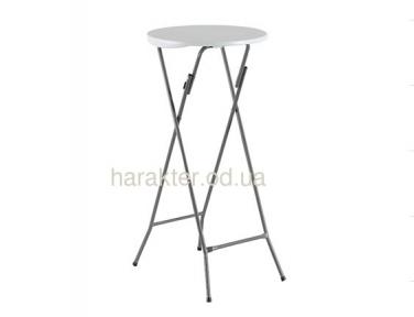 Складной стол PLTBY - 6102 Белый (сток) ом