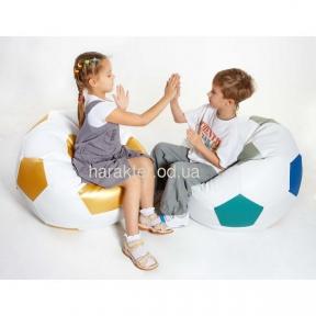 Пуф Мяч, бескаркасная мебель лц