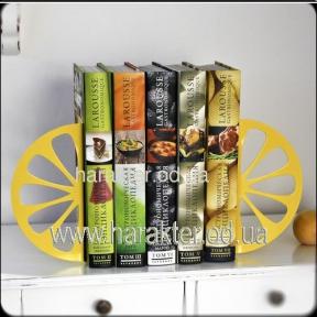 Упоры для книг «Lemon»