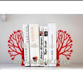 Упоры для книг «Любовь и Книги»
