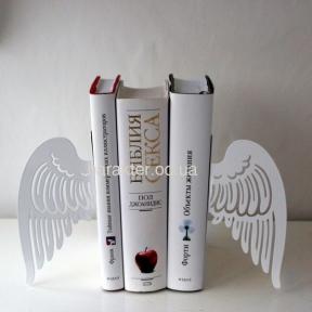 Упоры для книг «Крылья ангела»