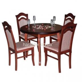 стол обеденный деревянный Тис-8