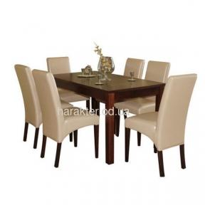 стол обеденный деревянный Тис-12