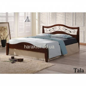 Кровать двуспальная Tala 160*200 ом