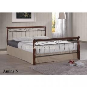 кровать двуспальная Amina N 160*200 СТОК ом