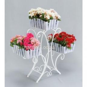 подставка под цветы кантри, прованс 001