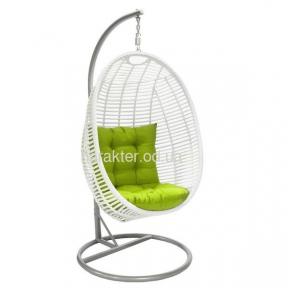 Подвесное ротанговое кресло Cora ввк