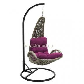 Подвесное ротанговое кресло Tempio ввк