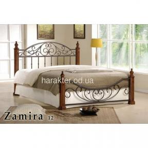 кровать двуспасльная zamira-12 180*200 (СТОК)