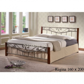 Кровать двуспальная Regina (сток) 160*200 ом