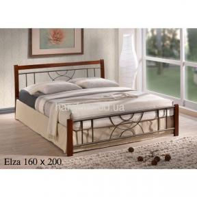 Кровать двуспальная Elza 160*200 (сток) ом