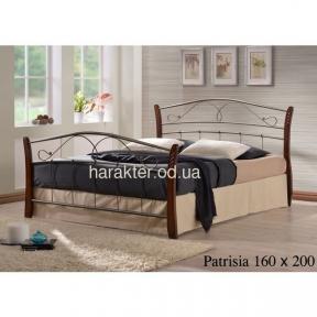 кровать двуспальная Patrisiya 1600*2000