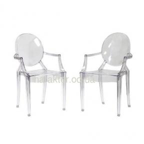 стул Дорис прозрачный