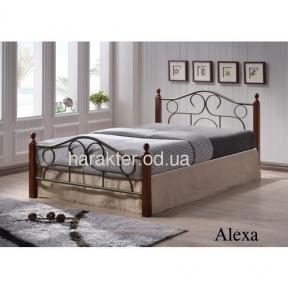 Кровать двуспальная Alexa 120*200 (сток), 140*200, 160*200 (СТОК) ом