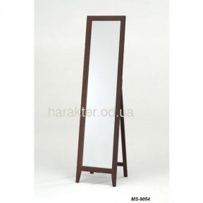 зеркало напольное деревянное, зеркало переносное  MS-9054