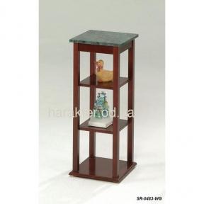 Подставка для цветов (столешница - мрамор) SR-0483-WG, подставки для цветов купить