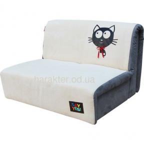 диван Хеппи, кресло Хеппи раскладное с нанесением рисунка