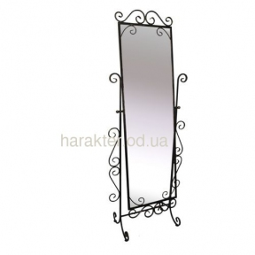 зеркало напольное кованое Ницца м