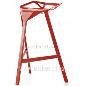 стул барный Chair one bar красный
