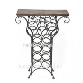 Столик подставка для вина, винный столик НХ12586