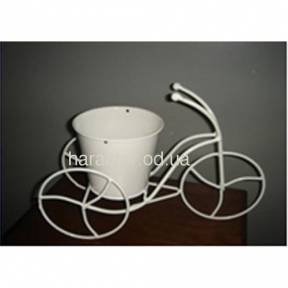Велосипед Крошка №2 белый или бронза