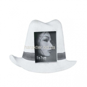 Фоторамка шляпа 104786