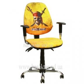 кресло DISNEY Весёлый роджер Пираты карибского моря