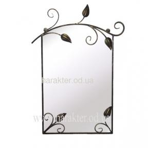 Зеркало настенное кованное