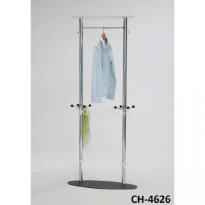 вешалка напольная СН-4626, вешалка для одежды ом
