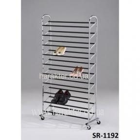 Подставка для обуви SR-1192, Підставка для взуття Sr-1192, стійка взуттєва