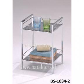 Системи зберігання, полиці для кухні, полиці для ванної кімнати BS-1034-2