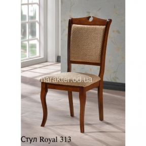Стул обеденный деревянный Royal шоколад ОМ