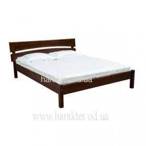 кровать двуспальная из дерева, ель ЛК-114 (Л-214) Скиф