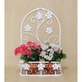 Подвесная цветочная подставка Мальва